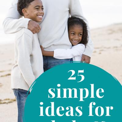 Façons pour papa et enfants de se connecter