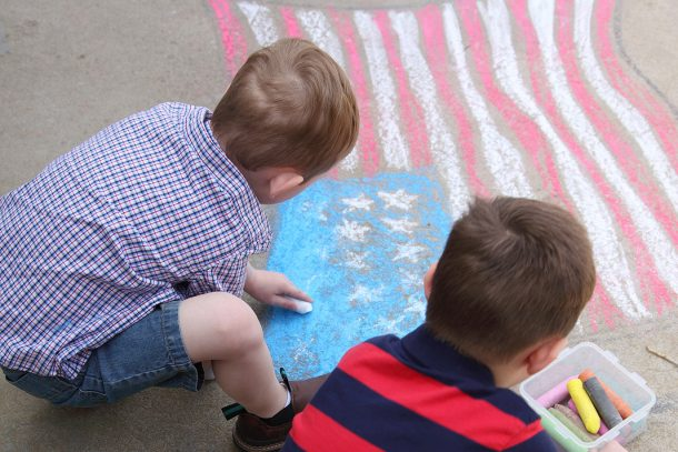 100+ Patriotic Crafts and Activities