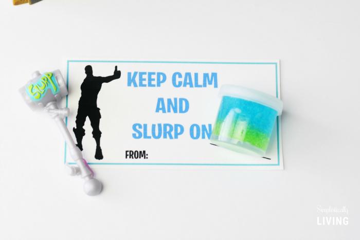 Fortnite Slurp Slime