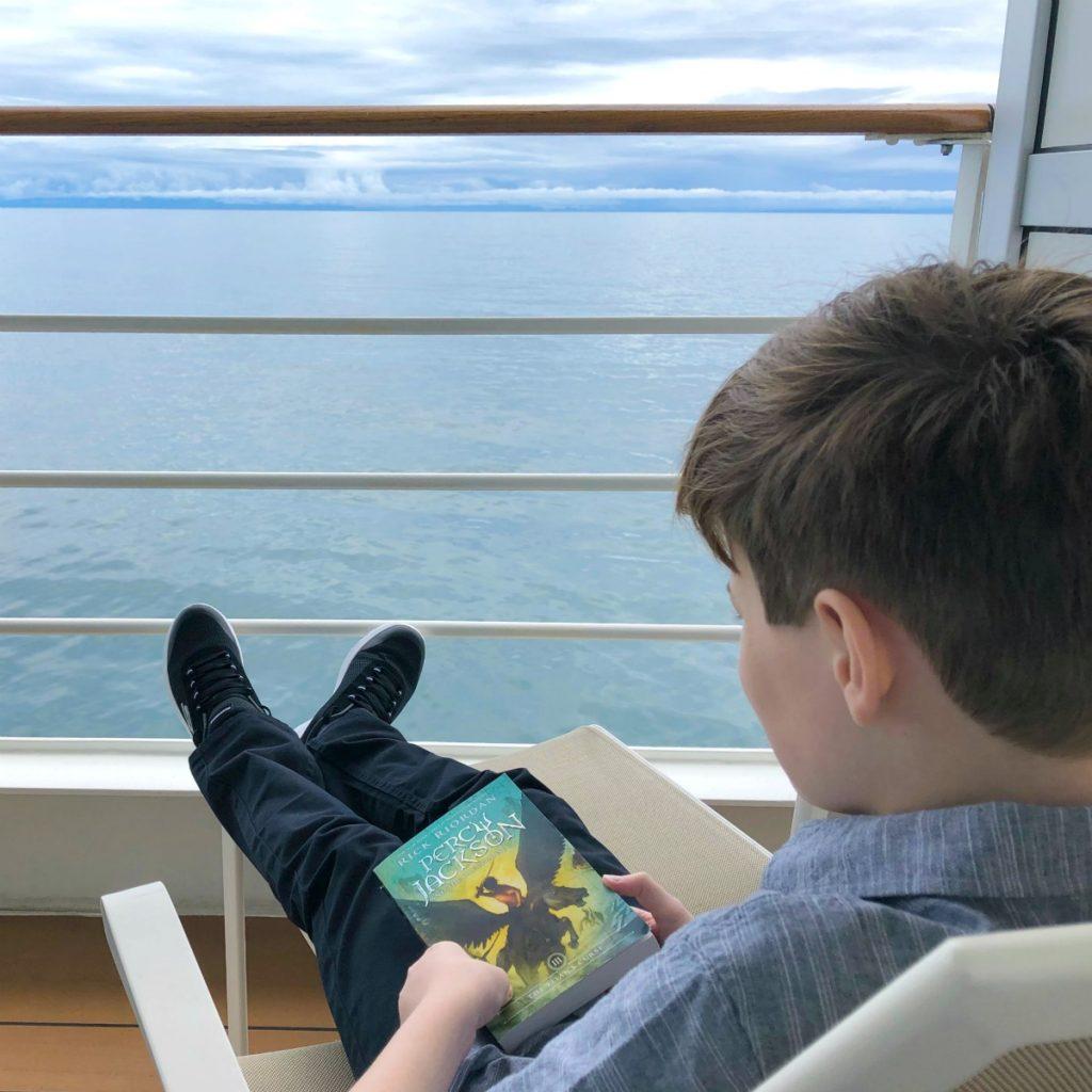 Percy Jackson Cruise Ocean
