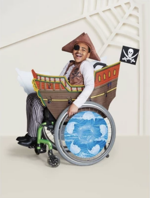 Halloween Costumes For Kids 2019.Target Is Releasing Halloween Costumes For Kids In Wheelchairs