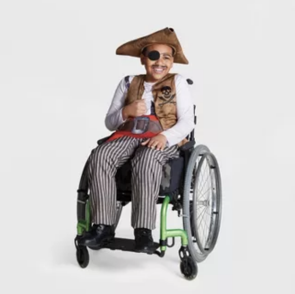 Halloween 2019 Costume Ideas Kids.Target Is Releasing Halloween Costumes For Kids In Wheelchairs