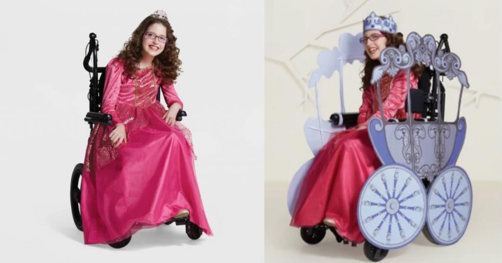 Popular Kids Halloween Costumes 2019.Target Is Releasing Halloween Costumes For Kids In Wheelchairs