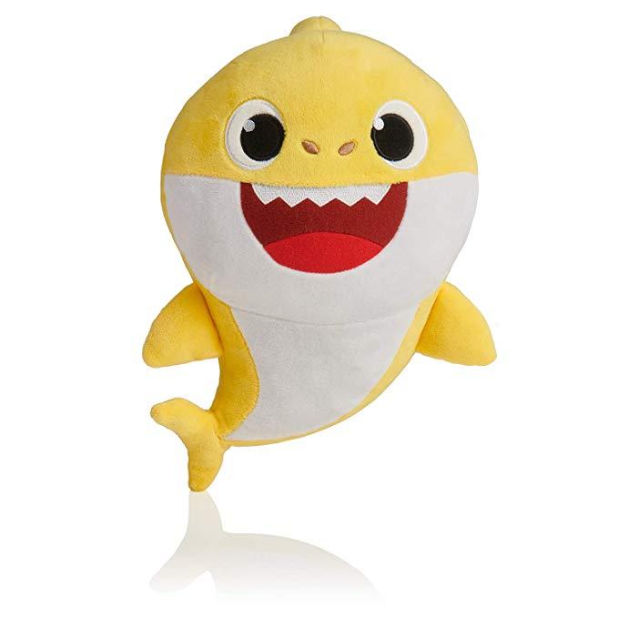 Pinkfong Baby Shark Doll