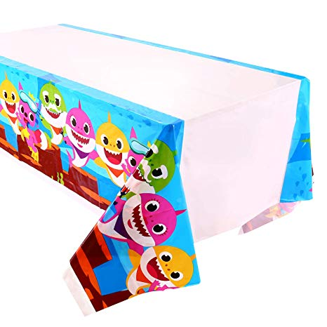 Baby Shark Table Cover