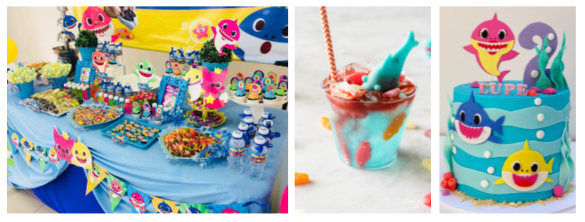 Baby Shark Party Ideas - How to Throw A Baby Shark Party