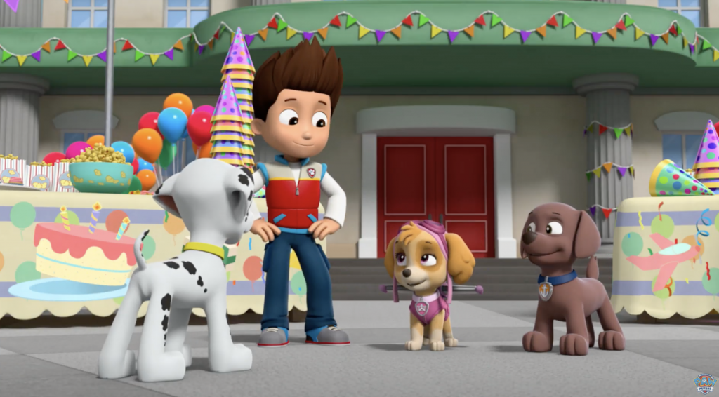 A Paw Patrol Marathon Is Streaming On YouTube Right Now And Your