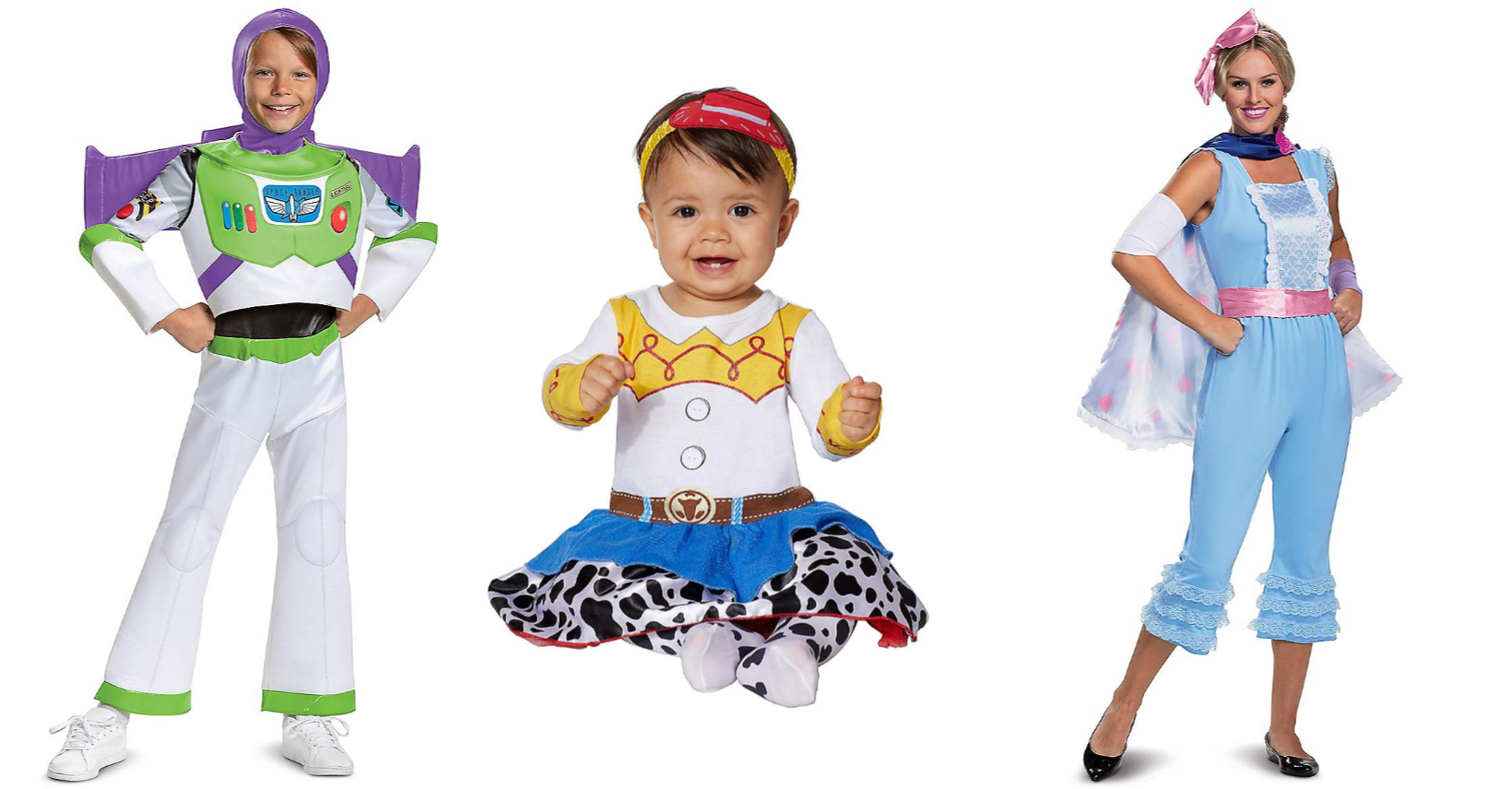 Family Of 4 Disney Halloween Costumes.Family And Parenting New Toy Story Halloween Costumes Have