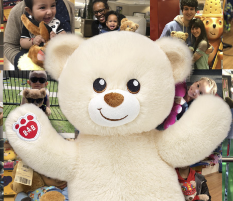 Build A Bear Christmas 2019.Build A Bear And Walmart Are Teaming Up For National Teddy
