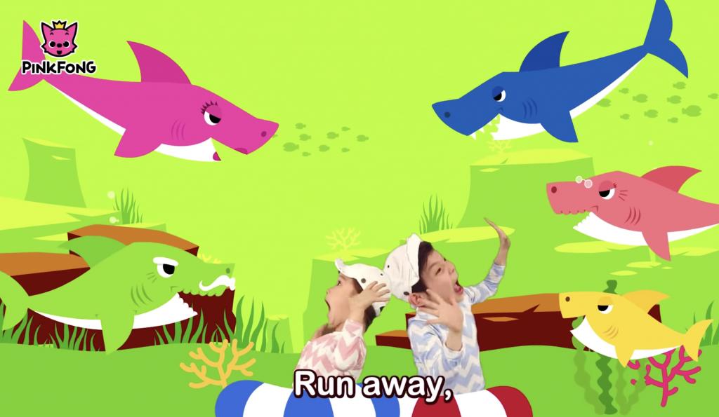 baby shark song doo doo doo doo doo doo
