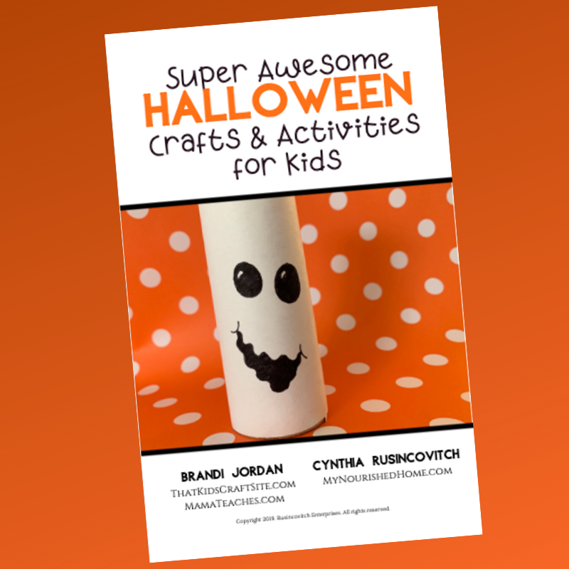 Super Awesome Halloween Crafts and Activities for Kids