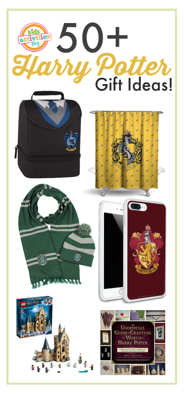 50+ Harry Potter Gift Ideas!