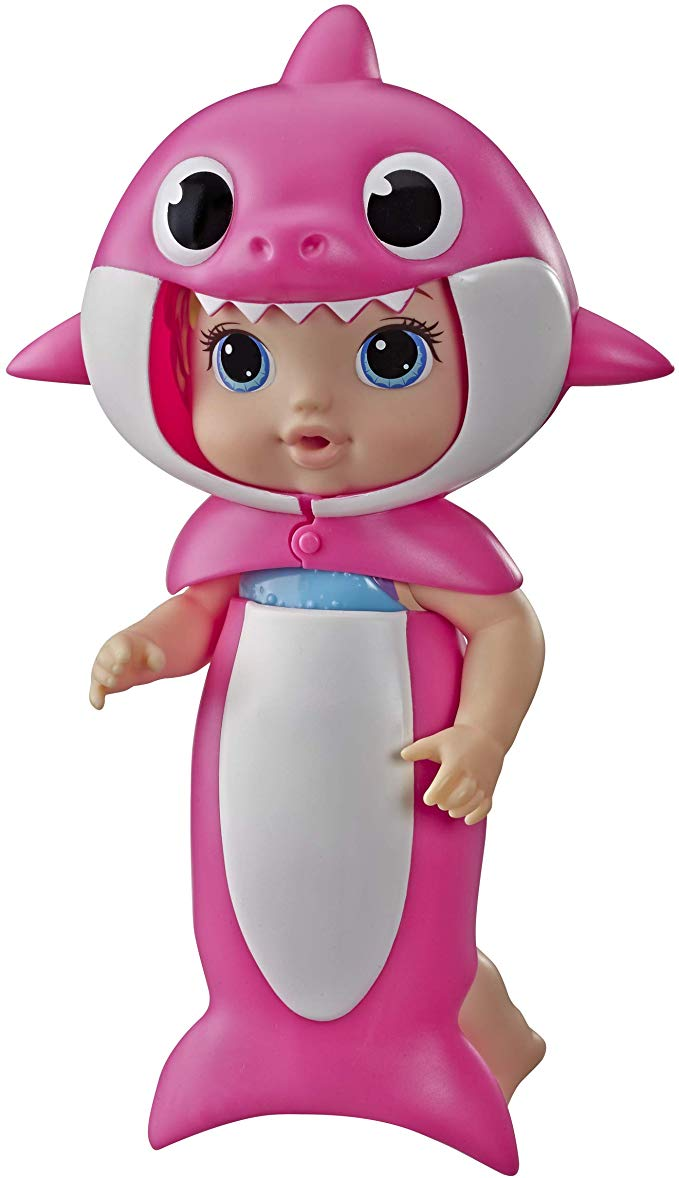 Baby Shark Baby Alive Doll