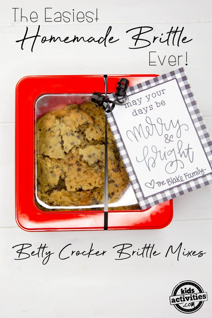 Easiest Homemade Brittle Ever