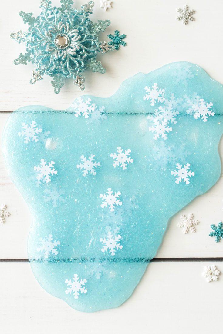 Elsa's Frozen Slime
