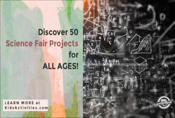 discover 50 science fair projects for all ages