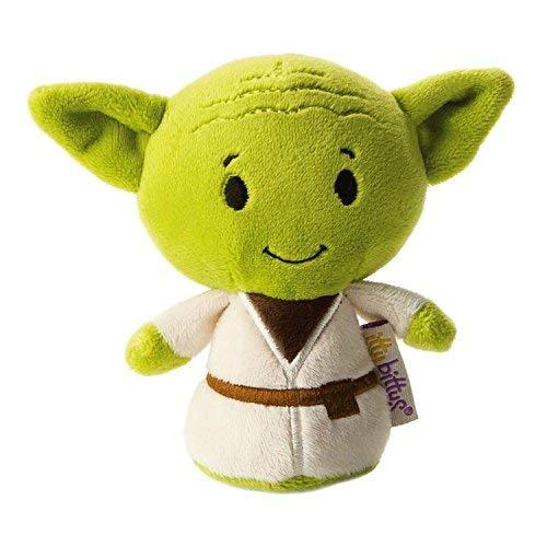 Ittys Bittys Hallmark Star Wars Yoda Plush Collectible