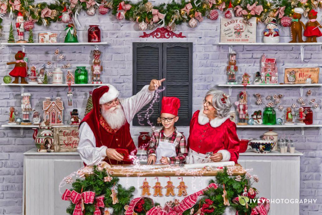 Storybook Santa Experience