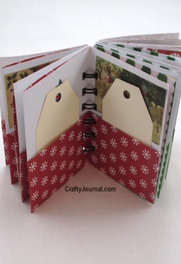 advent calendar pocket book