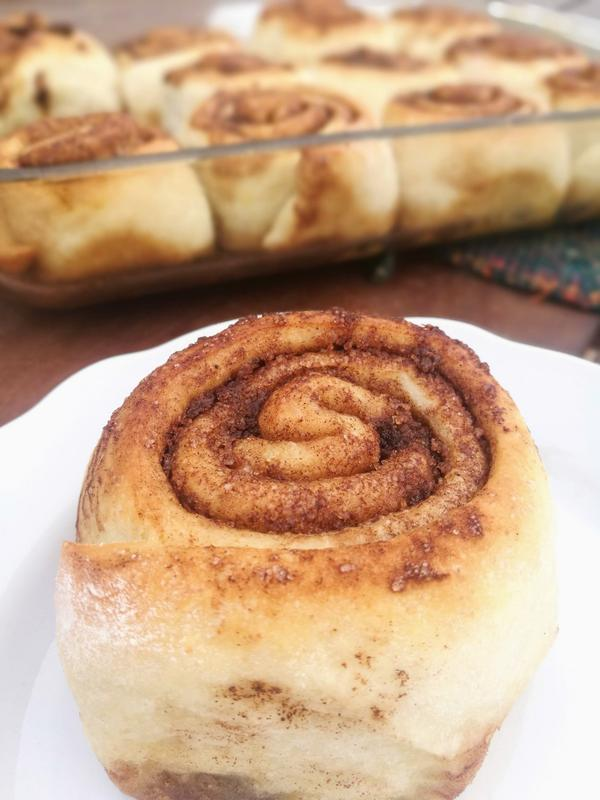 Ooey Gooey Vegan Cinnamon Rolls