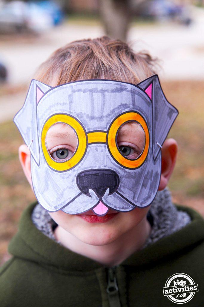 Dolittle Dog Mask