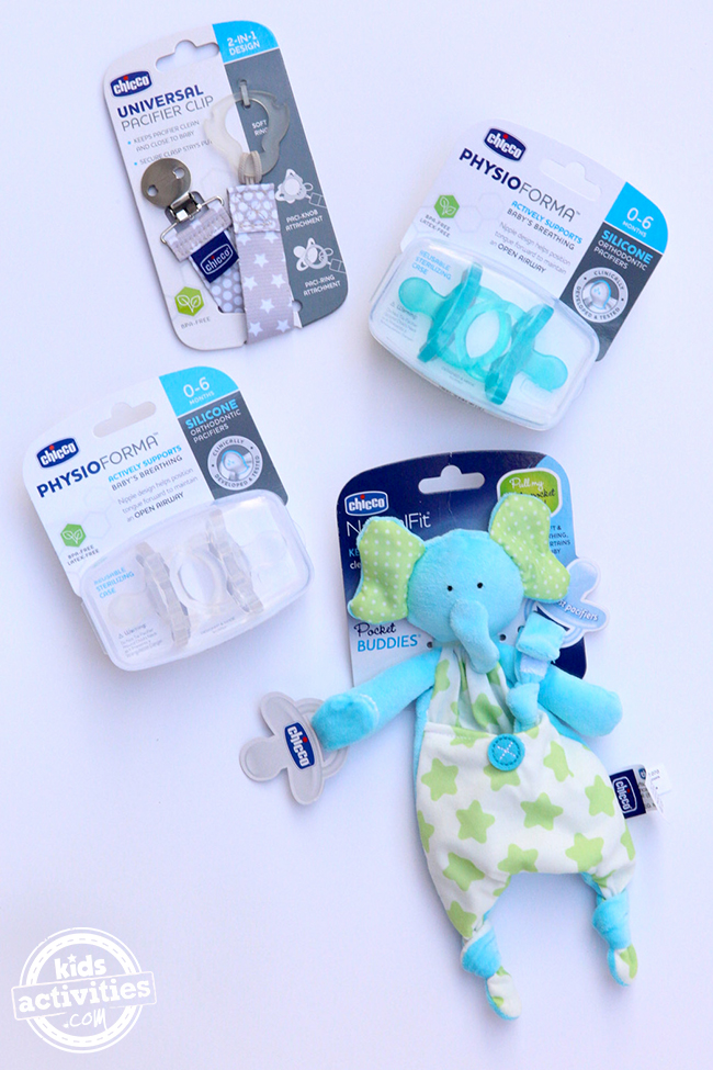 Chicco PhysioForma Pacifiers