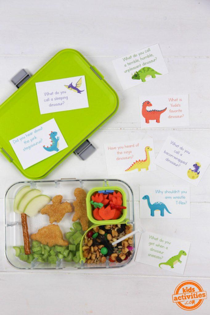 Dino Buddies Bento Box