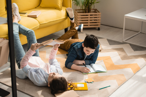 Daily Homeschool Schedule for Kids of all ages
