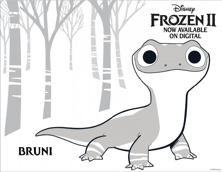 7 free disney frozen coloring pages you can print  kids