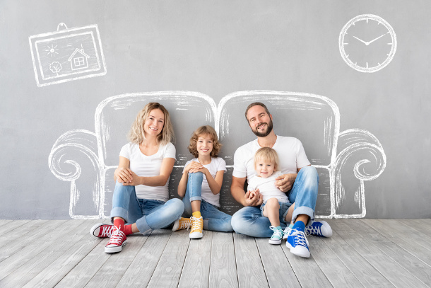 Hold a family meeting for routine schedule change
