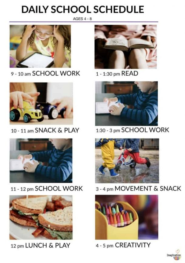 daily-at-home-school-schedule-ages-4-8