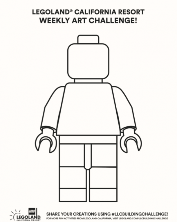 Legoland Has Released Free Lego Activities and Printables ...