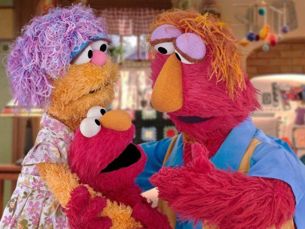 Le père d'Elmo
