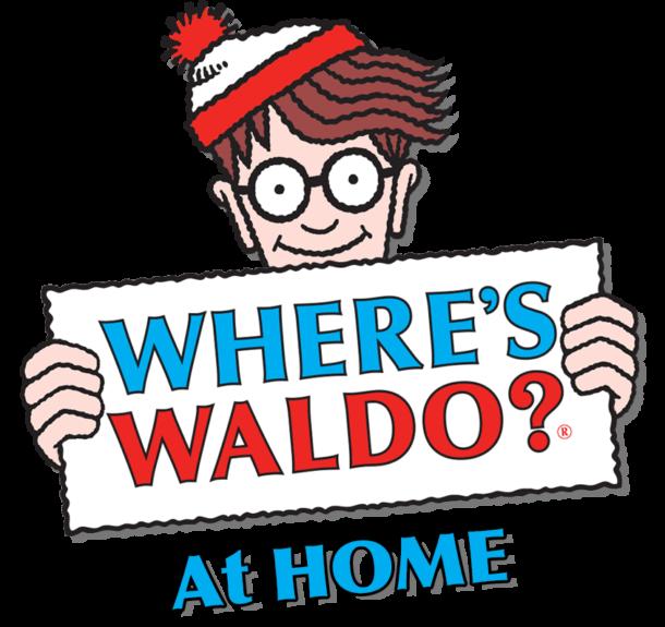 Waldo à la maison