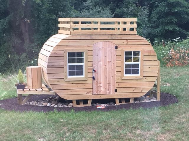 happy camper playhouse