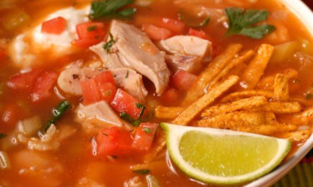 Easy Chicken Tortilla Recipe