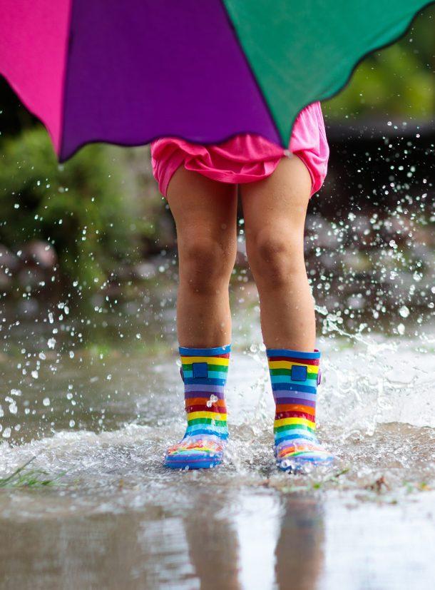 Stuck-at-Home Journal: Summer Storms