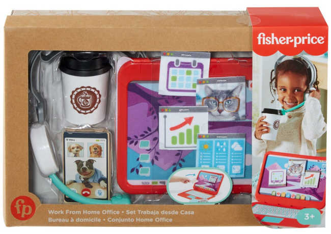 Fisher price home toys pretend play