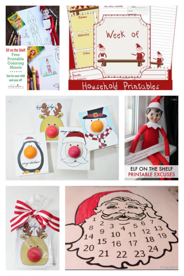 Other free christmas printables