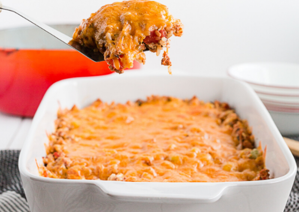Empty-Your-Pantry Casserole