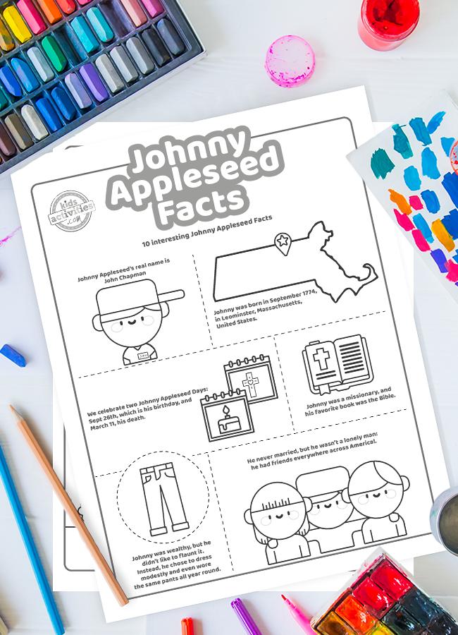 Johnny Applesed birthday