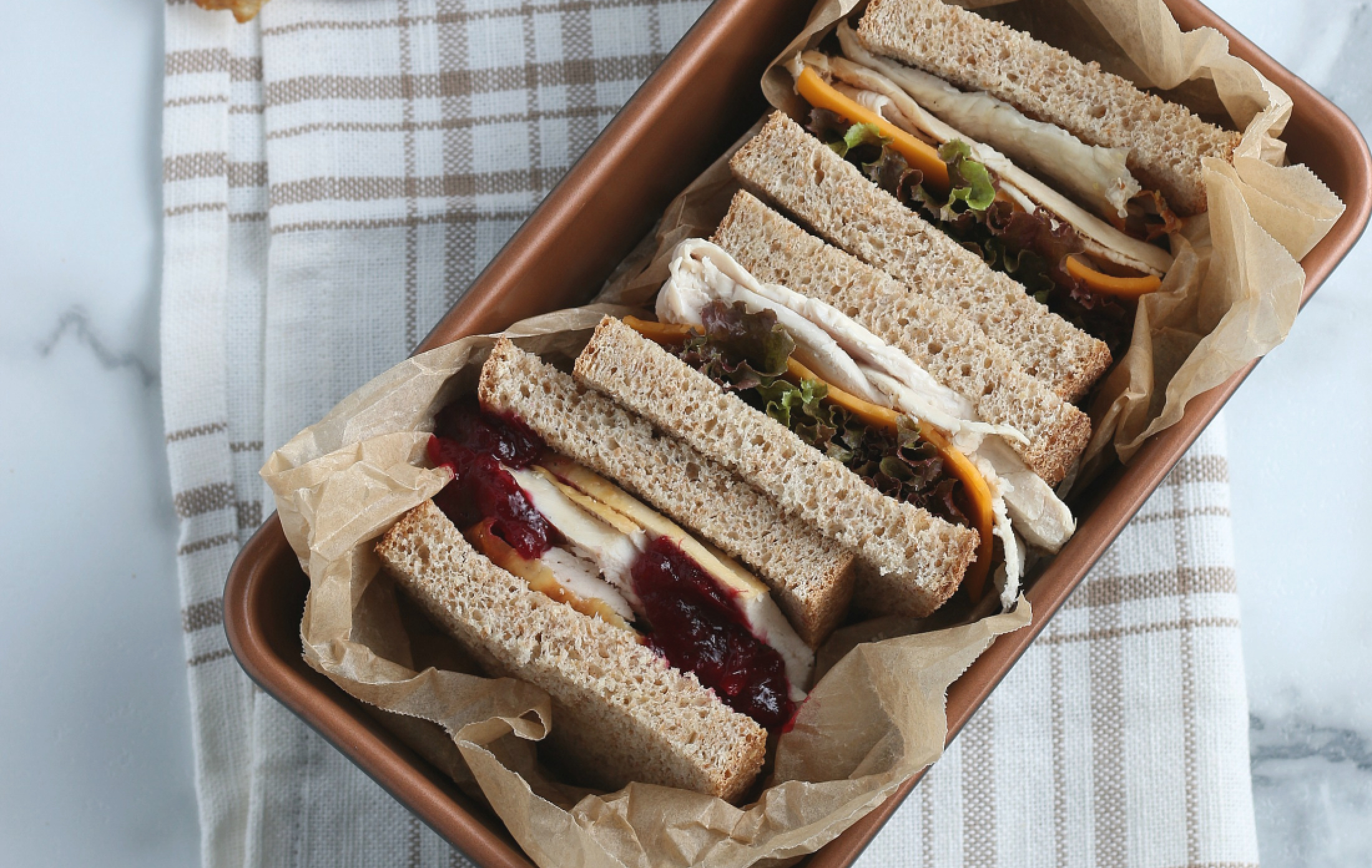 How to Make the Best Turkey Sandwich