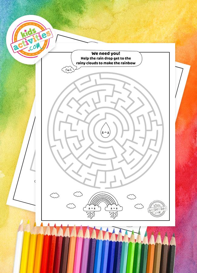 rainbow activities for kids