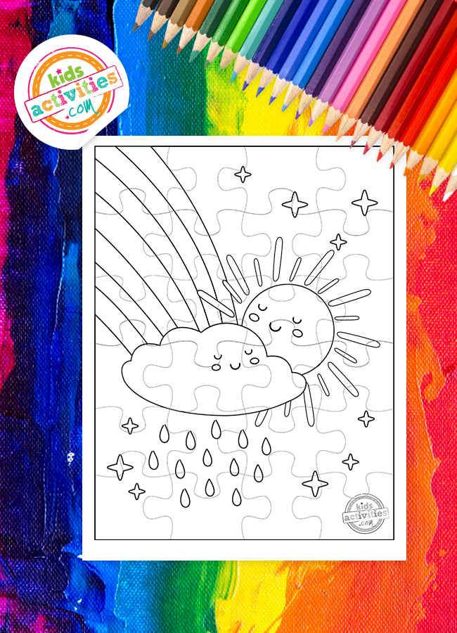 rainbow activities for toddlers