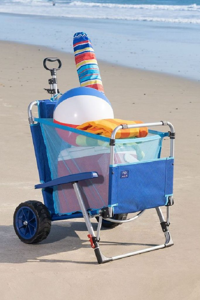 Costco Beach Day Lounger Combo Cart