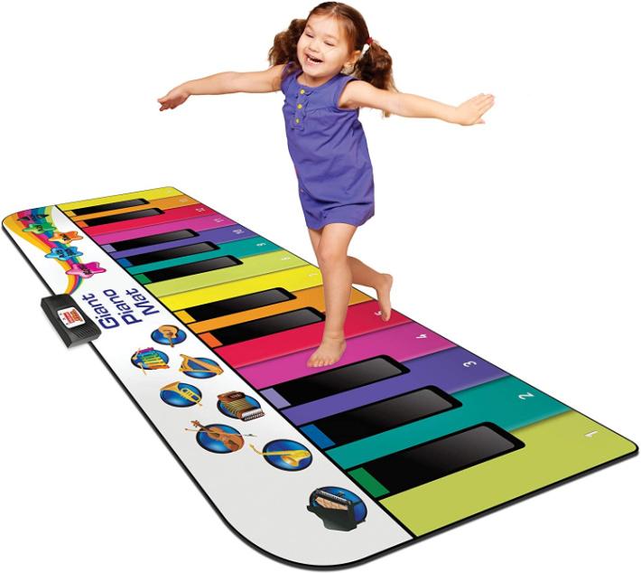 Kidzlane floor piano mat for children - Image from Amazon