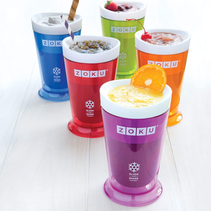 Zoku ice cream machine for single portion ice cream Image from Amazon