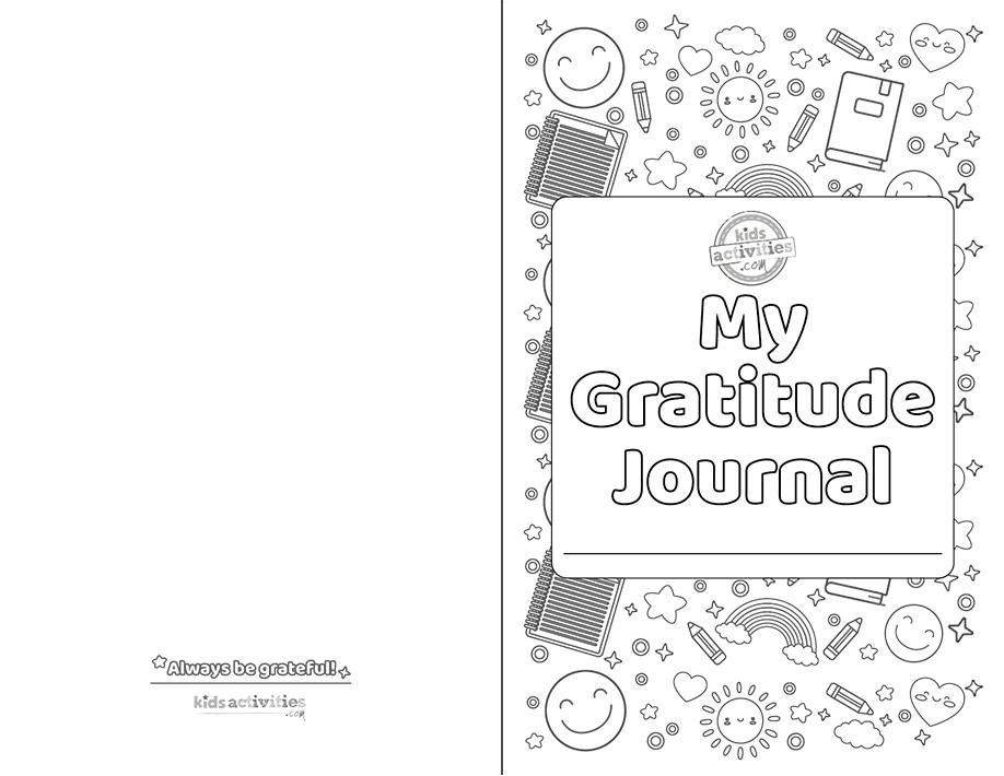 Gratitude Journal Screenshot