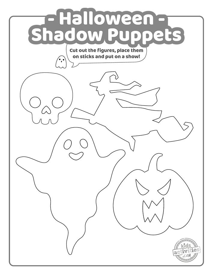 Halloween Shadow Puppets Screenshot 2