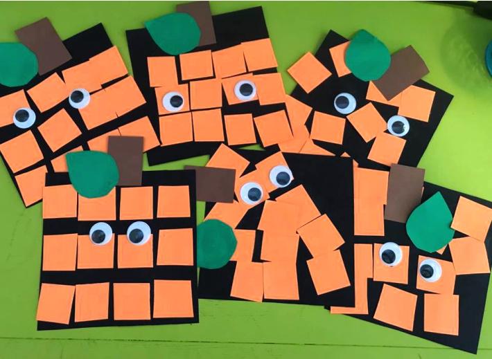 Spookley la citrouille carrée - image de TeachersMag